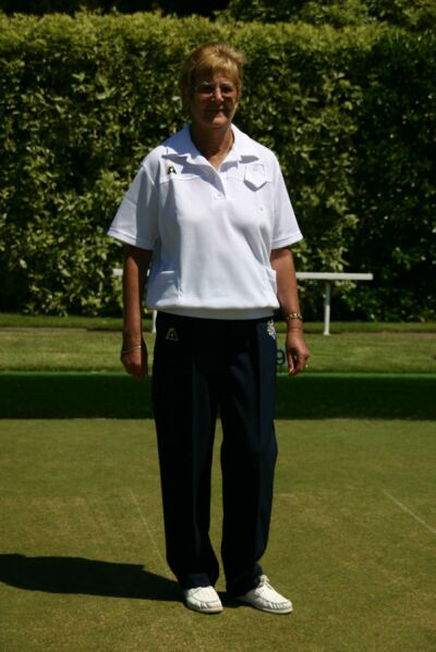 Domino Lawn Bowls Clothing - Victorian Navy Ladies Lanw Bowl Slacks