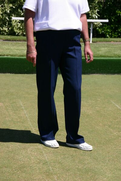 Domino Lawn Bowls Clothing - Slacks