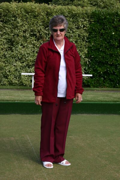 Domino Lawn Bowls Clothing - Jackets and club coloured bowls clothes women