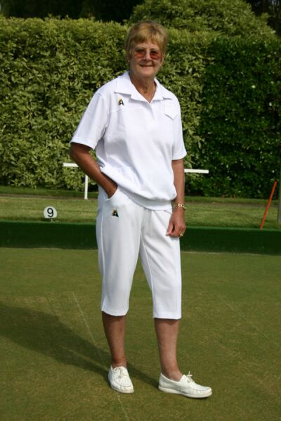 Domino Lawn Bowls Clothing - cotton knit