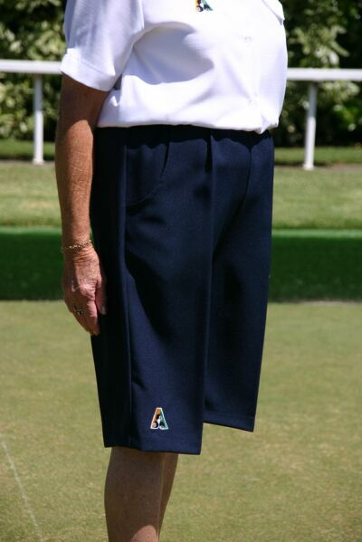 Domino Lawn Bowls Clothing - Shorts